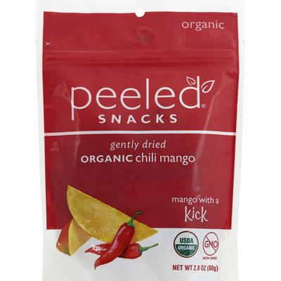 Peeled Snacks Chili Mango, Organic