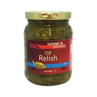 Signature Kitchens Dill Relish