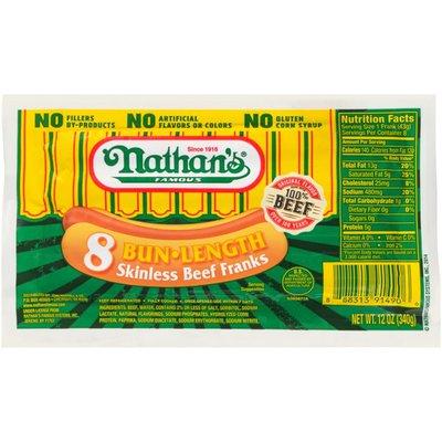 Nathan's Franks