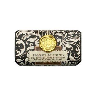 Michel Design Works Shea Butter Soap With Moisturizing Almond Oil, Honey