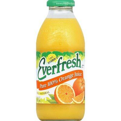 Everfresh 100% Juice, Pure Orange
