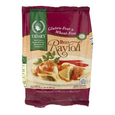Caesar's Gluten Free & Wheat Free Beef Ravioli