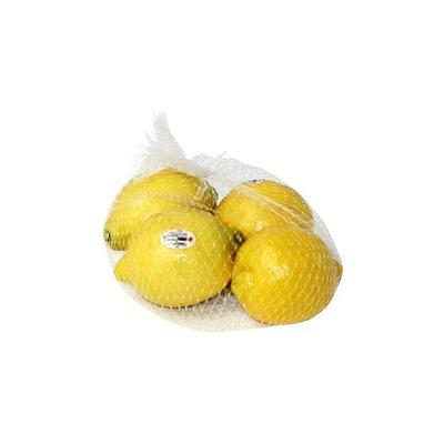 Bagged Lemons