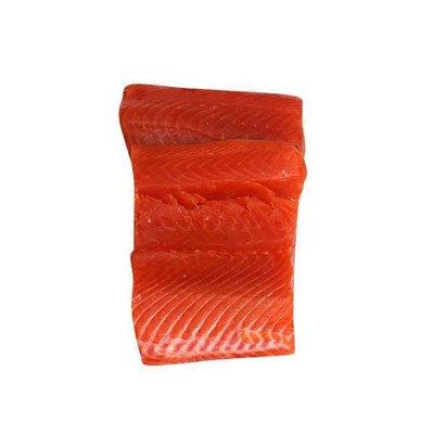 Wild Coho Salmon Fillets Fresh