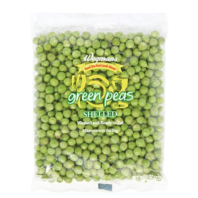 Wegmans Food You Feel Good About Cleaned and Cut Shelled Green Peas