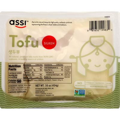 Assi Tofu, Silken