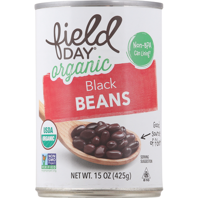 Field Day Black Beans