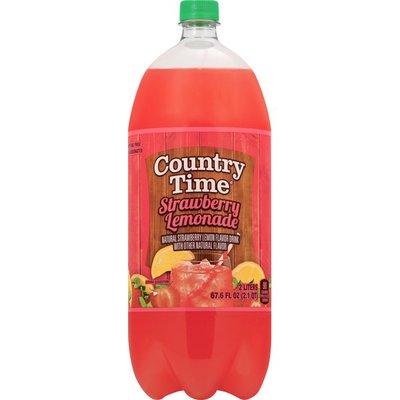 Country Time Lemonade, Strawberry