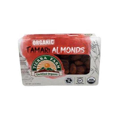 Tierra Farm Organic Roasted Tamari Almonds