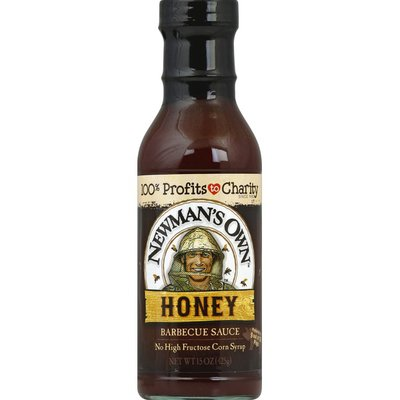 Newman's Own Barbecue Sauce, Honey