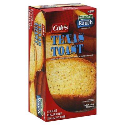 Cole's Texas Toast