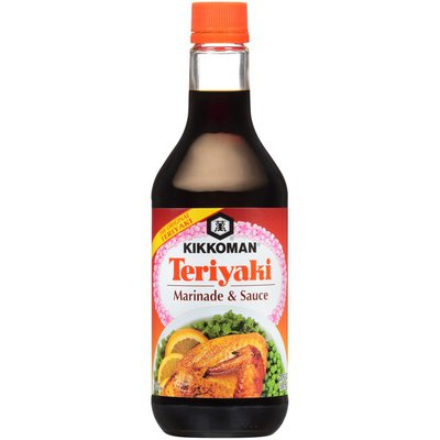 Kikkoman Teriyaki Marinade & Sauce