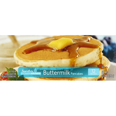 Signature Kitchens Pancakes, Buttermilk
