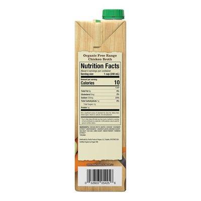 Pacific Foods Organic Free Range Chicken Broth