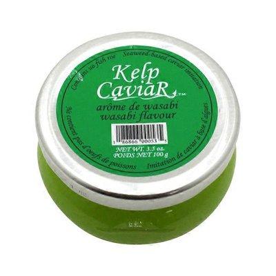 Kelp Caviar Vegan Wasabi Flavor