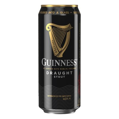 Guinness Draught, Cans