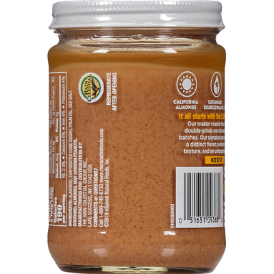 Maranatha No Stir Creamy Natural California Almond Butter
