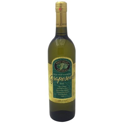 Napa Valley Naturals Grapeseed Oil, Bottle