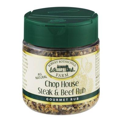 Robert Rothschild Farm Chop House Steak & Beef Rub