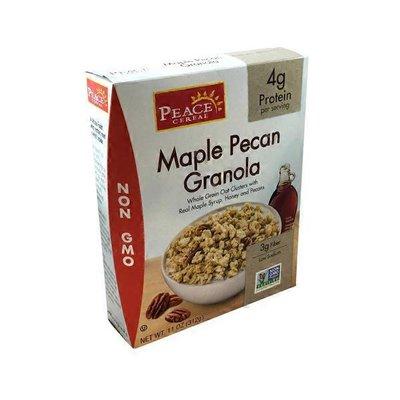 Peace Cereal Maple Pecan Granola