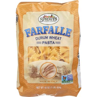 Sprouts Farfalle Pasta