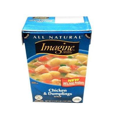Imagine Soup, Chicken & Dumplings