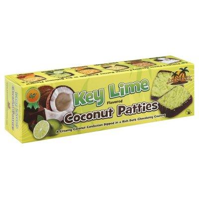 Anastasia Key Lime Flavored Coconut Patties