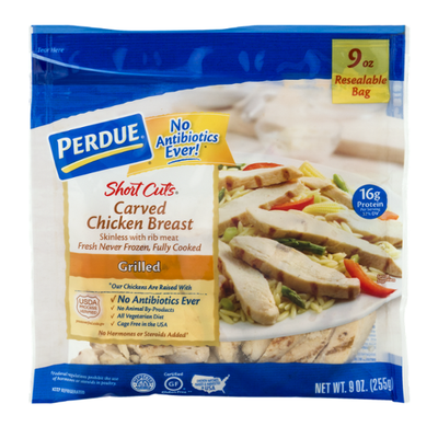 Perdue Carved Chicken Breast Grilled