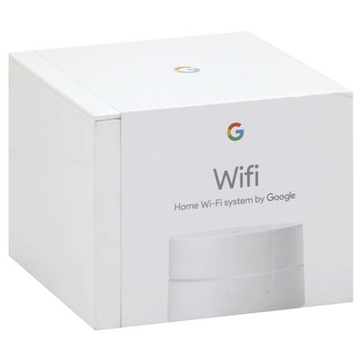 Google Wi-Fi Router, Home