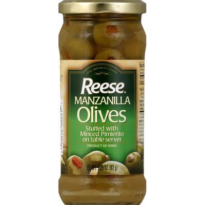 Reese's Olives, Manzanilla
