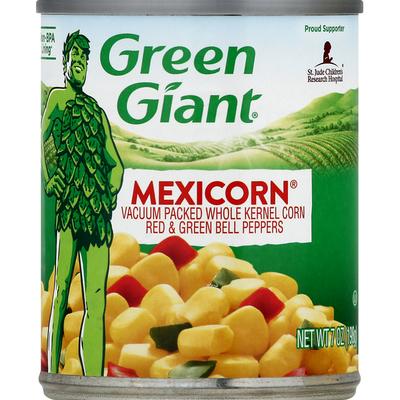 Green Giant Mexicorn