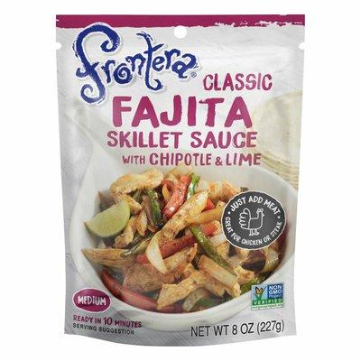 Frontera Classic Fajita Skillet Cooking Sauce