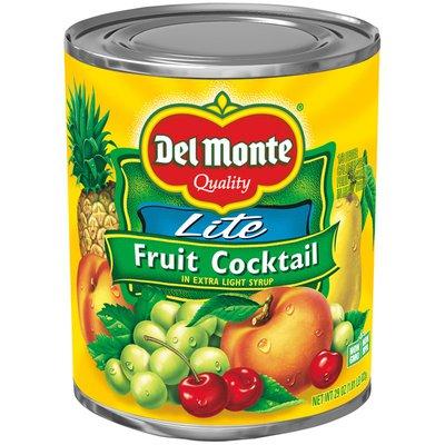 Del Monte Fruit Cocktail, Lite