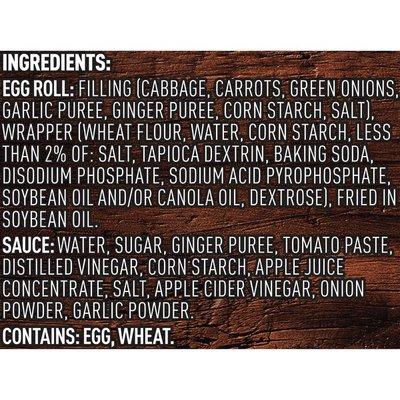 P.F. Chang's Vegetable Mini Egg Rolls