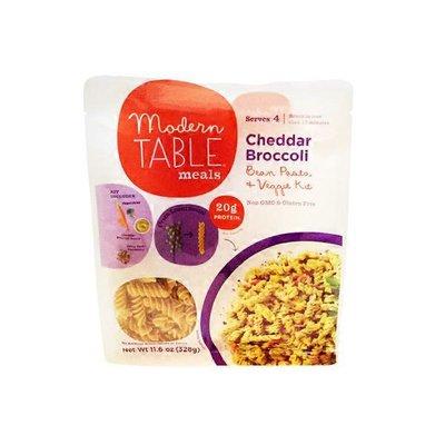 Modern Table® Meals Cheddar Broccoli Bean Pasta + Veggie Kit
