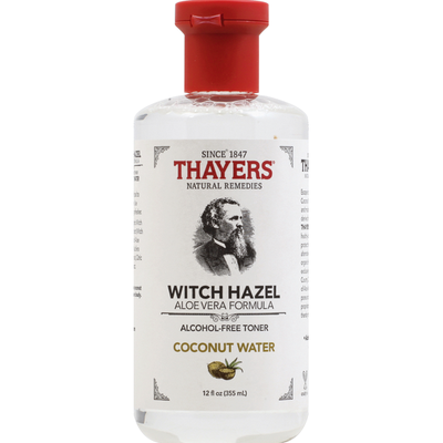 Thayers Toner, Alcohol-Free, Coconut Water