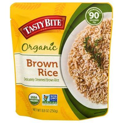 Tasty Bite Brown Rice, Organic