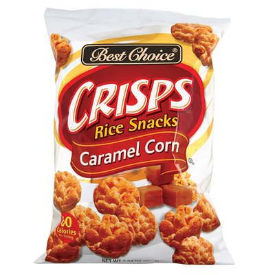 Best Choice Crisps Rice Snacks
