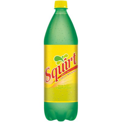 Squirt Thirst Quencher Soda