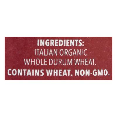DeLallo Organic Whole Wheat Capellini #1