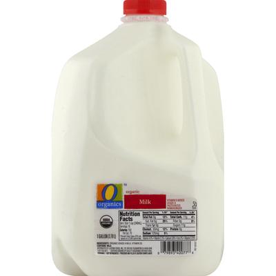 O Organics Milk, Organic