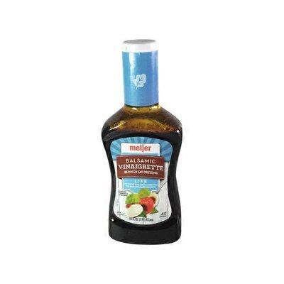 Meijer Light Balsamic Vinegarette