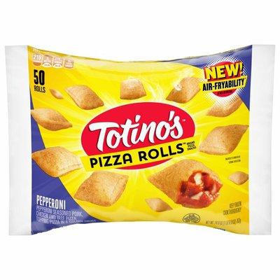 Totino's Pizza Rolls, Pepperoni, 50 Rolls (frozen)