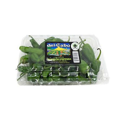 Del Cabo Organic Spanish Padron Peppers