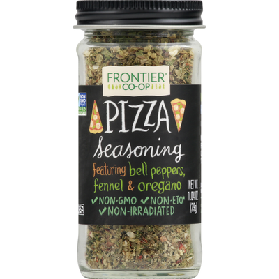 Frontier Seasoning, Pizza