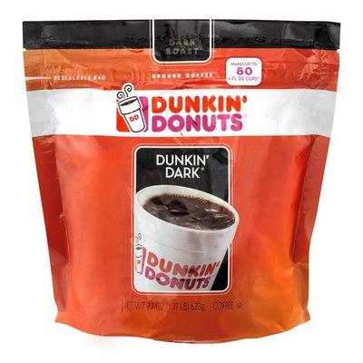 Dunkin' Donuts Dunkin' Dark Coffee Ground