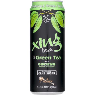 XINGtea Xing Tea Green Tea And Ginseng