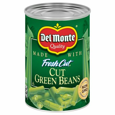 Del Monte Green Beans, Cut