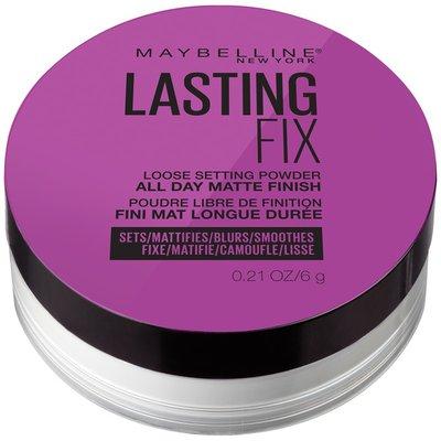 Maybelline Master Fix Setting + Perfecting Loose Powder Translucent