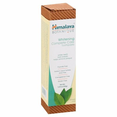 Himalaya Toothpaste, Simply Mint, Whitening